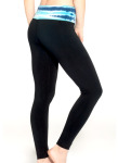 Flow Legging - Back in Cool Marine