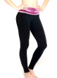 Flow Legging - Front in Detox Berry