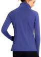 EcoTech Jacket - Back in Heather Grape Crush