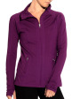 EcoTech Jacket - Front in Detox Berry