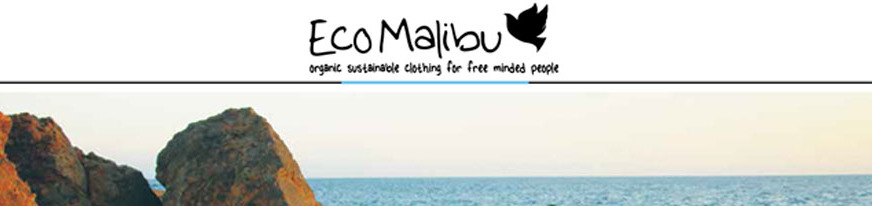 Welcome to Eco Malibu Clothing!